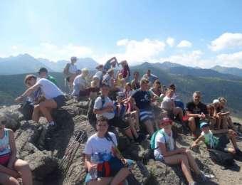 Terapeutyczny wyjazd w polskie góry
